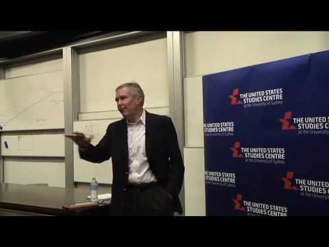 James Fallows talks 'US in the World' students - 19/03/12