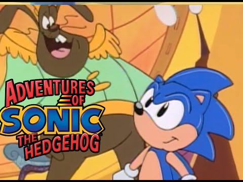 Adventures of Sonic the Hedgehog 119 - Mystery of the Missing Hi-Tops