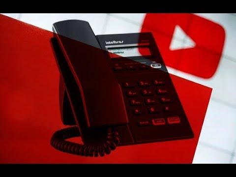 784eea758 Telefone IP TIP125 Intelbras - YouTube