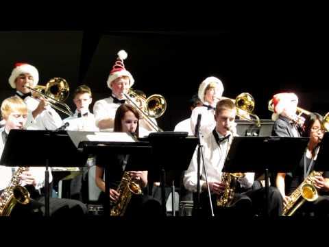 SAVHS Jazz Band- Jingle Bell Rock