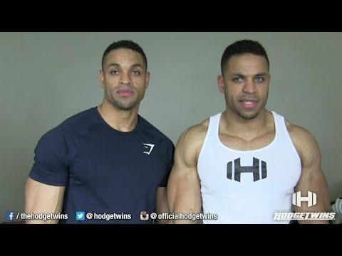 How to Get Bigger Wrist & Neck @hodgetwins
