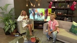 WONDER Junket Part 3 – Owen Wilson & Izabela Vidovic