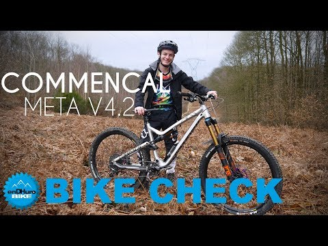 Bike Check - Le Commencal Meta V4.2 De Pacôme