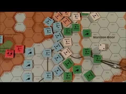 Cromwells Victory Marston Moor Gameplay and Ramblings