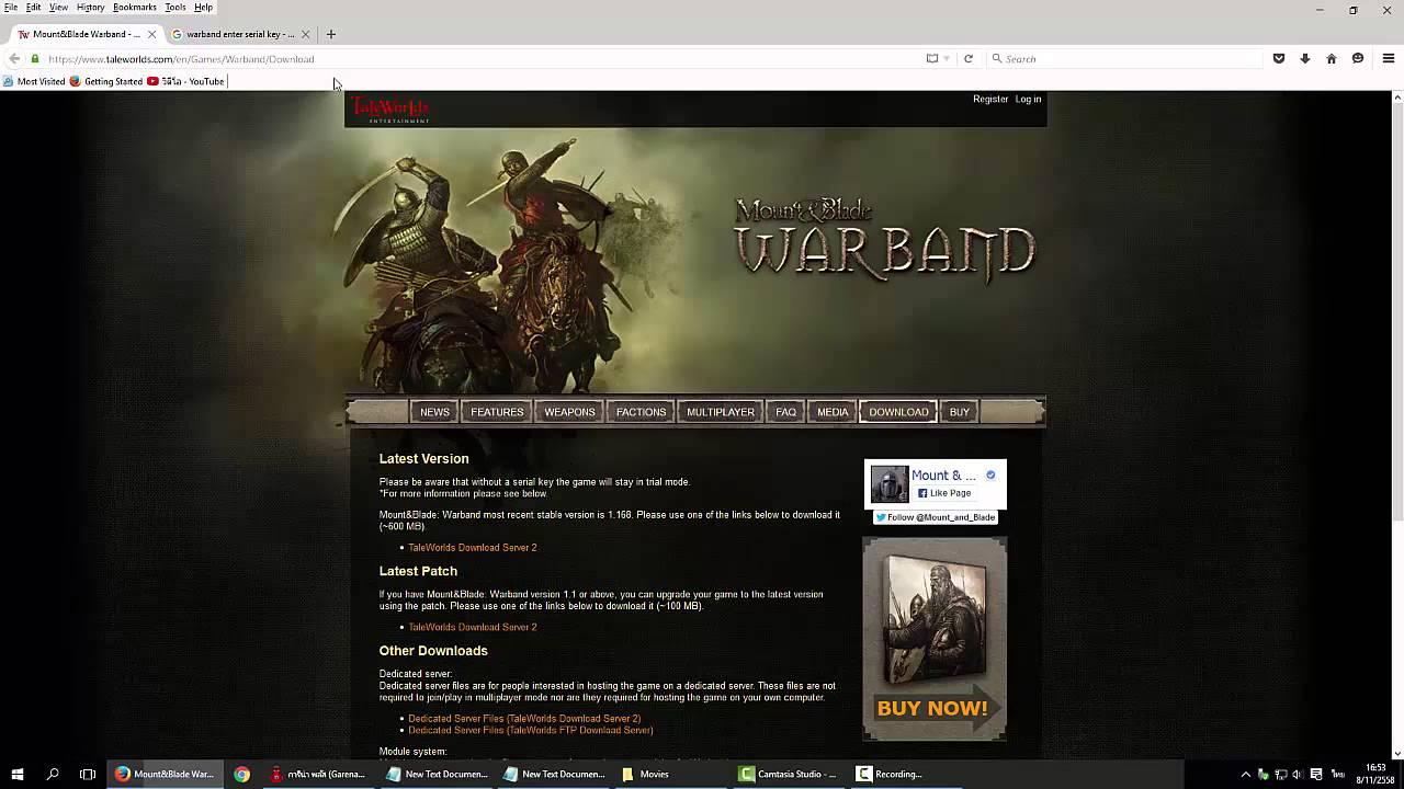 Хостинг серверов mount and blade создание сайтов в dreamweaver плюсы и минусы