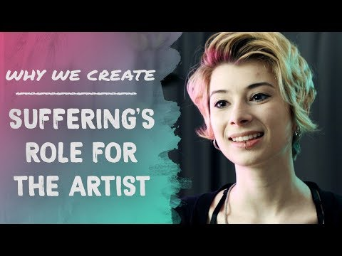 Beth Drozda: The Role of Suffering to the Artist | Why We Create