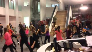 Stereo Heart - Flashmob