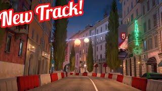 Update #3 - New Rome track #2 (Regera decal event)    Asphalt 9 Legends