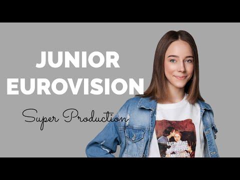 Катерина Манузiна / Junior Eurovision Song Contest