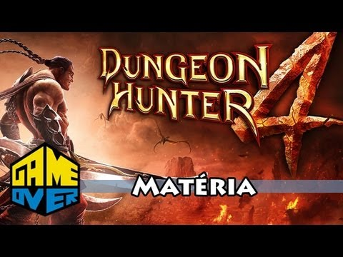 Dungeon Hunter 4 - Mobile