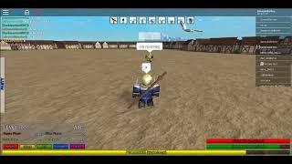 Earth vs Air: Roblox Avatar last Air bender - All Air Moves too