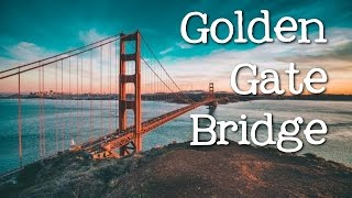 When it was first built, the Golden Gate Bridge was the longest suspension bridge in the world. Although it no longer holds that