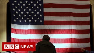 Trump and Biden predict win but election goes to wire - BBC News