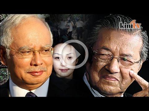 Mahathir: Siasat siapa arah bunuh Altantuya