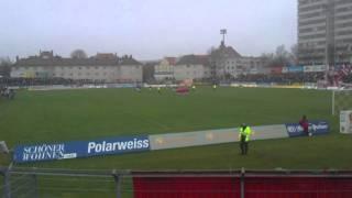 SSV Jahn Regensburg - FC Rot-Weiß Erfurt
