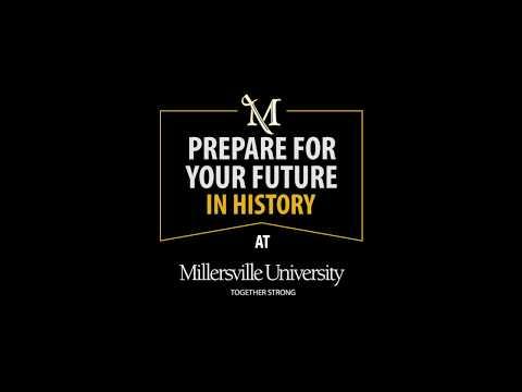 History At Millersville University