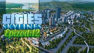 Cities: Skylines - Micro City :: Ep. 12 :: Przebudowa autostrad