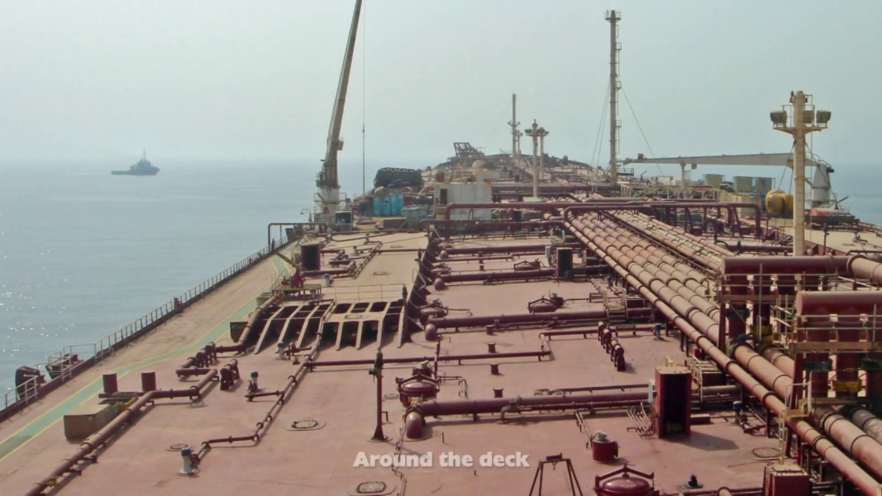 Knock Nevis, Seawise Giant, Jahre Viking - The World's Biggest Ship