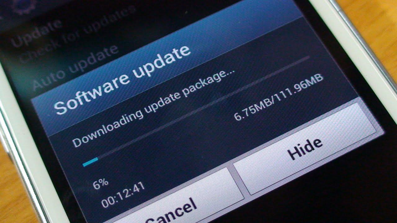 Aktualisieren der Software - Samsung Galaxy S3 mini …