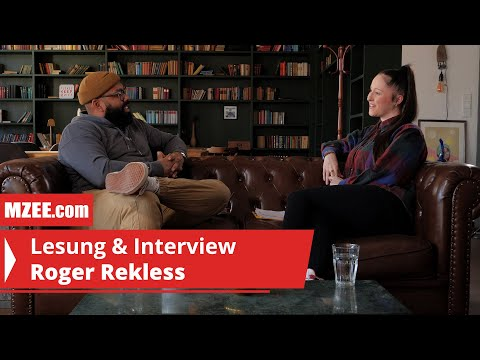 Lesung & Interview – David Mayonga (Roger Rekless)
