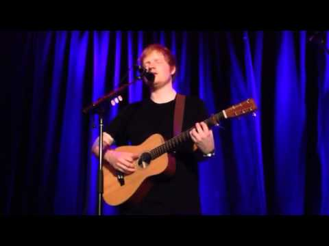 Ed Sheeran-All Of The Stars (Live In San Francisco)