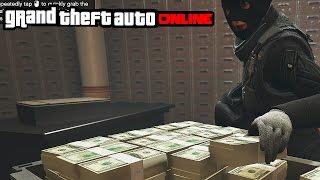 Efsane Banka Soygunu GTA 5 Online #52