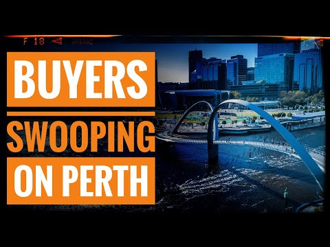 Buyers Swooping On Perth