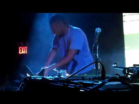 Flying Lotus live LPR NYC 3 31 10