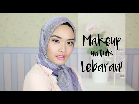 Makeup untuk Lebaran! Ft. The Body Shop | DXB ♡
