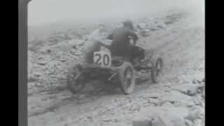 First Glidden Tour - 1905