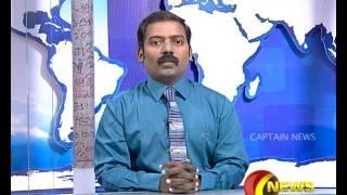 Saravanan Director-Welcome Construction interview in Captain News about waterproofing