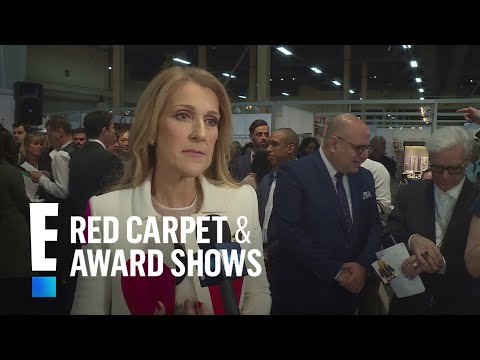 Celine Dion Talks Life After Husband Rene's Death | E! Live from the Red Carpet