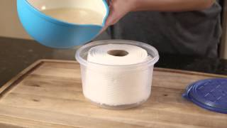 DIY Refillable Cleaning Wipes