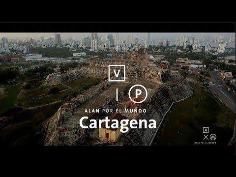 Cartagena VIP | Alan por el mundo Colombia #16