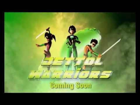 Thumbnail: Dettol Warriors - Promo
