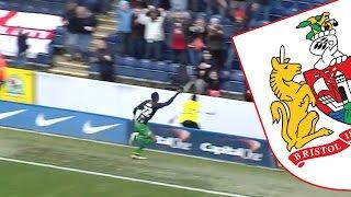 Highlights: Blackburn Rovers 2-2 Bristol City