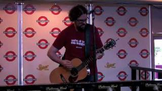 """Patterson Hood performs """"Screwtopia"""" live at Waterloo Records in Austin, TX"""