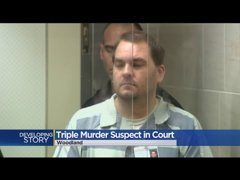 West Sacramento Father Accused Of Killing 3 Children Pleads Not Guilty