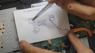Luciano Informática - Notebook Positivo não liga - Conserto passo a passo,