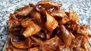 Cách làm MỰC RIM ĐƯỜNG SA TẾ đơn giản trong 10 phút - Món Ăn Ngon Mỗi Ngày