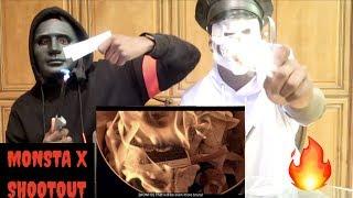 MONSTA X 몬스타엑스 'Shoot Out' MV (REACTION)