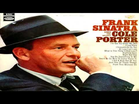 Frank Sinatra  Sing The Select Cole Porter GMB