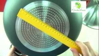 Обзор сковороды Wok 36см (7л) Rondell RDA-158