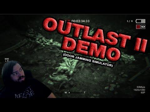 Outlast 2 Demo | Door Jamming Simulator & Outlast 2 Demo | Door Jamming Simulator - YouTube