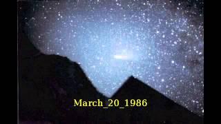 Comet Halley 1985-1986