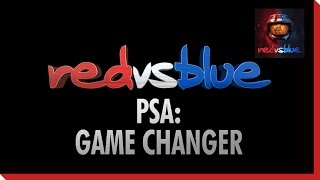 Season 11 - Game Changer PSA | Red vs. Blue thumbnail