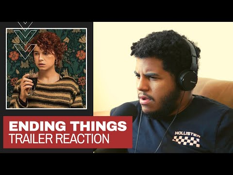 "Charlie Kaufman Is BACK! | ""I'm Thinking of Ending Things"" Trailer Reaction"