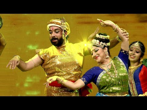 Suvarna Hariharam I    Vineeth & Lekshmi Gopalaswami- chandanalebha sugandham I Mazhavil manorama