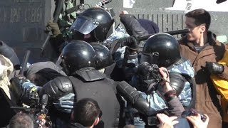 Митинг против коррупции. 26 марта. Москва