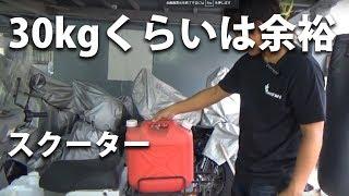 震災や災害の時に役立つ輸送手段に適したバイクの話 thumbnail